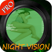 Night Vision Spy prank icon