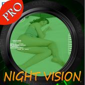 Night Vision Spy prank icon