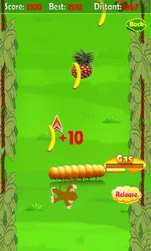 Crazy Monkey Running screenshot 3