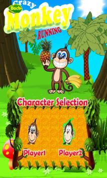 Crazy Monkey Running screenshot 5
