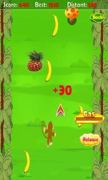 Crazy Monkey Running screenshot 8