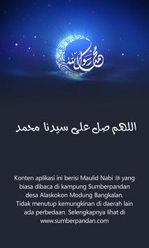 Maulid Nabi poster
