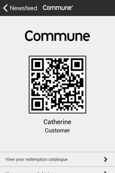 Commune Singapore apk screenshot