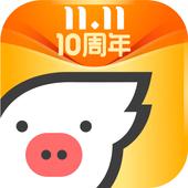 飞猪(Fliggy)-酒店机票火车票预订 icon