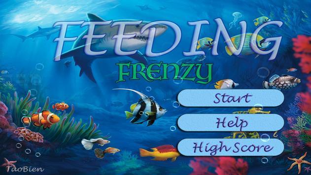Feeding Frenzy - Eat Fish poster