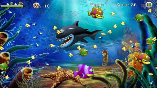 Feeding Frenzy - Eat Fish screenshot 1