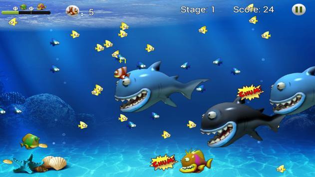 Feeding Frenzy - Eat Fish screenshot 3