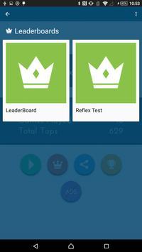 Reflex Test apk screenshot