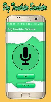 😺 😸 Dog Translator Simulator 2017 screenshot 1