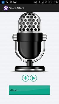 Voice Stars poster