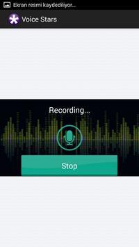 Voice Stars apk screenshot
