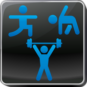 Fitness Workouts Pro icon