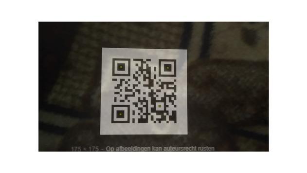 Barcode Scanner capture d'écran 1