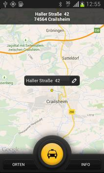 Taxi-Hatlanek Crailsheim poster