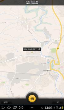 Taxi-Hatlanek Crailsheim apk screenshot