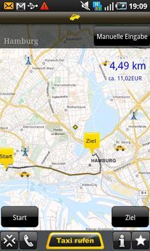 Call-Taxi Göppingen apk screenshot