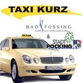 Taxi-Kurz Button icon