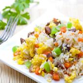 طريقة تحضير ارز بالخضار المشكلة icon