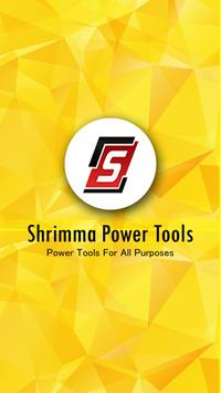 Shrimma Power Tools poster