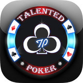 Talented Poker Free Game icon