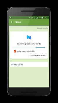 Cardpager. apk screenshot