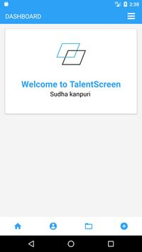 TalentScreen poster