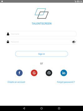 TalentScreen screenshot 8