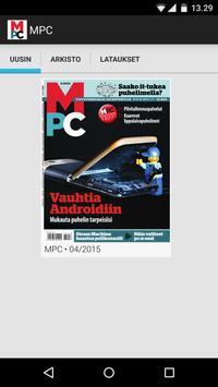 MPC screenshot 1