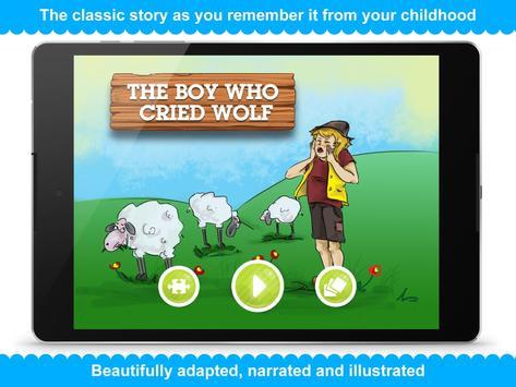 The Boy Who Cried Wolf apk screenshot