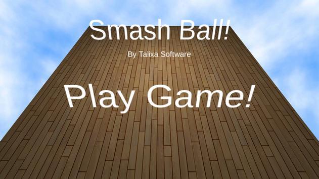 Smash Ball poster