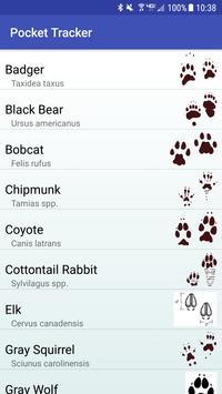 Pocket Tracker poster