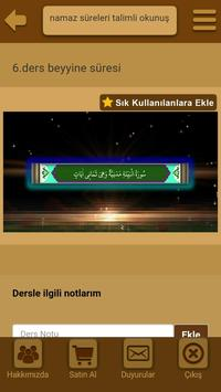 Görüntülü namaz süreleri screenshot 14