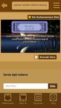 Görüntülü namaz süreleri screenshot 15