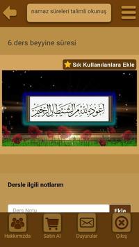 Görüntülü namaz süreleri screenshot 16