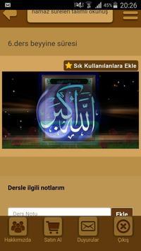 Görüntülü namaz süreleri screenshot 18