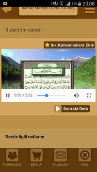 Görüntülü namaz süreleri screenshot 4