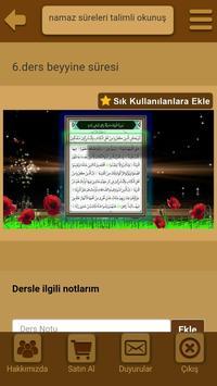 Görüntülü namaz süreleri screenshot 7