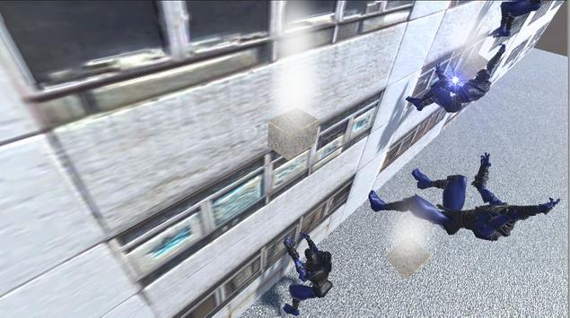 Spider hero vs ninja lizard apk screenshot