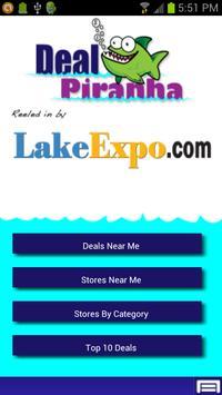 Deal Piranha apk screenshot