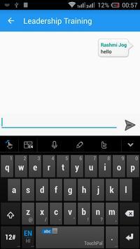 TalkChalk Coach apk screenshot