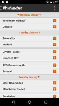 Talk Chelsea apk screenshot