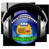 Talk-Government Radio icon