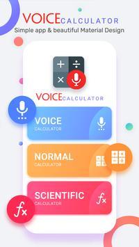 Best Voice Calculator poster