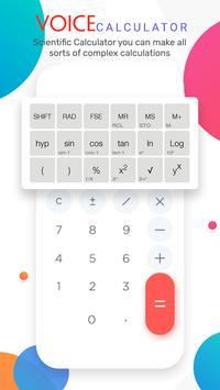 Best Voice Calculator apk screenshot