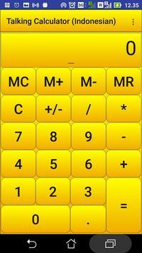 Talking Calculator poster