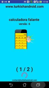 calculadora falante screenshot 7