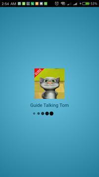 Guide Talking Tom Free poster