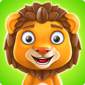 My Pet Lion Talking Game: Virtual Animal icon