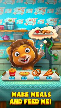 My Pet Lion Talking Game: Virtual Animal apk screenshot