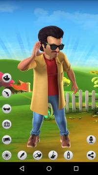 Talking Superstar apk screenshot